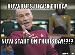 Black Friday Picard