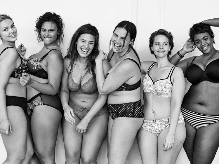 Lane Bryant's #ImNoAngel Models